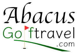 Abacus Golf Travel Logo